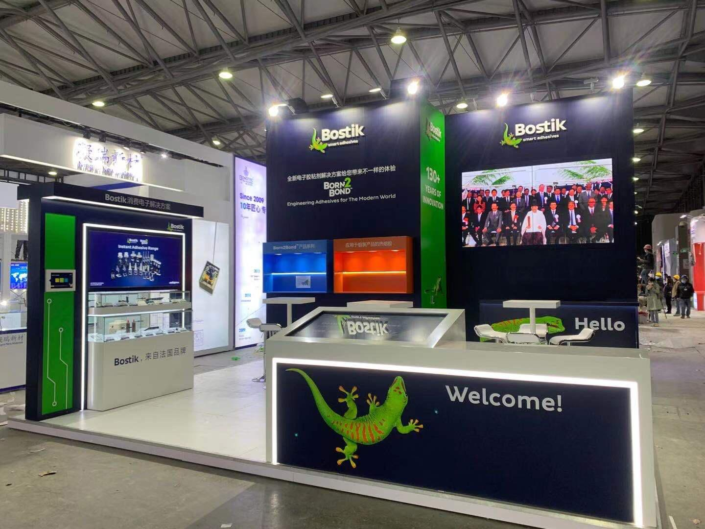 Bostik at Productronica, China 2021